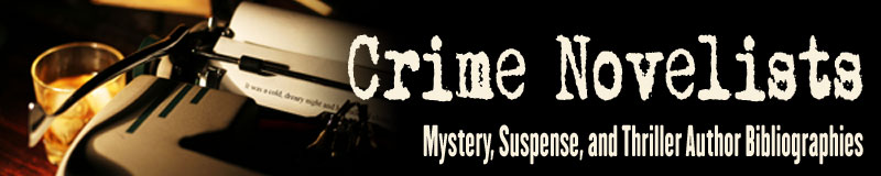 Crime Novelists: Author Bibliographies